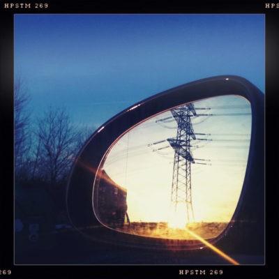 Erster Sonnenschein im Januar