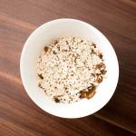 steinpilzrisotto - maispoularde - aniskarotte - radieschen (9 von 21)