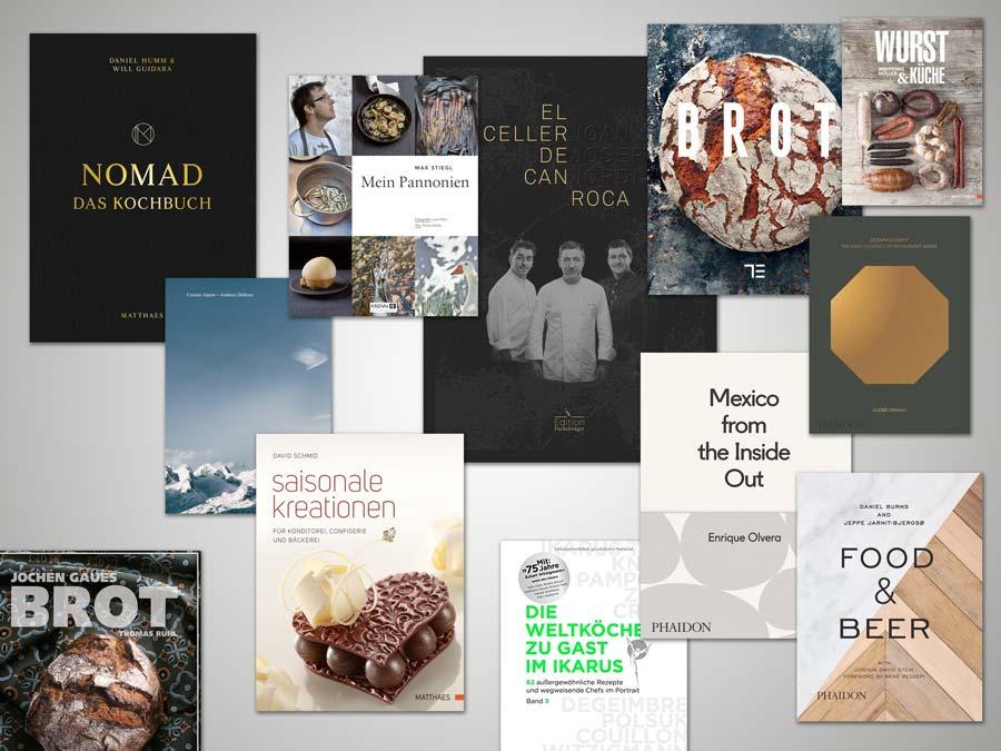 Die besten 50 Kochbücher