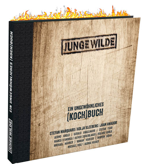 """""""Junge Wilde"""" – Edition Rolling Pin"""