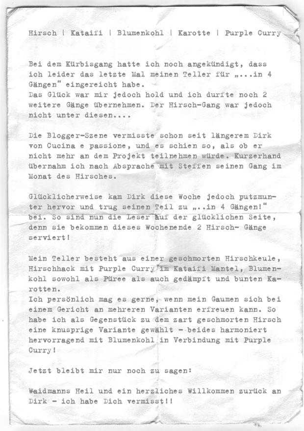 Judith-Dreizeiler-Hirsch