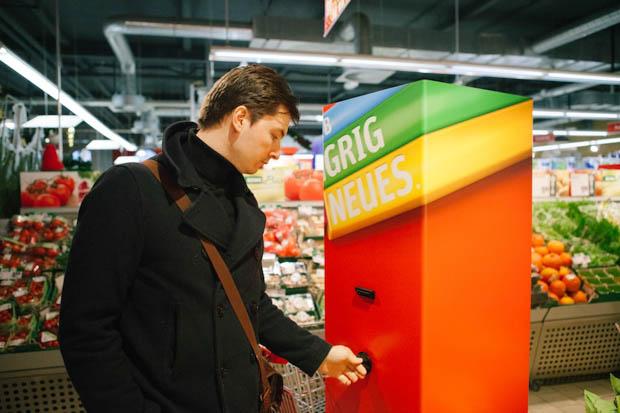 rewe-hungrigaufneues-BerlinerSpeisemeisterei-Inspirationsmaschine_1 - 09. Dezember 2013 - 001