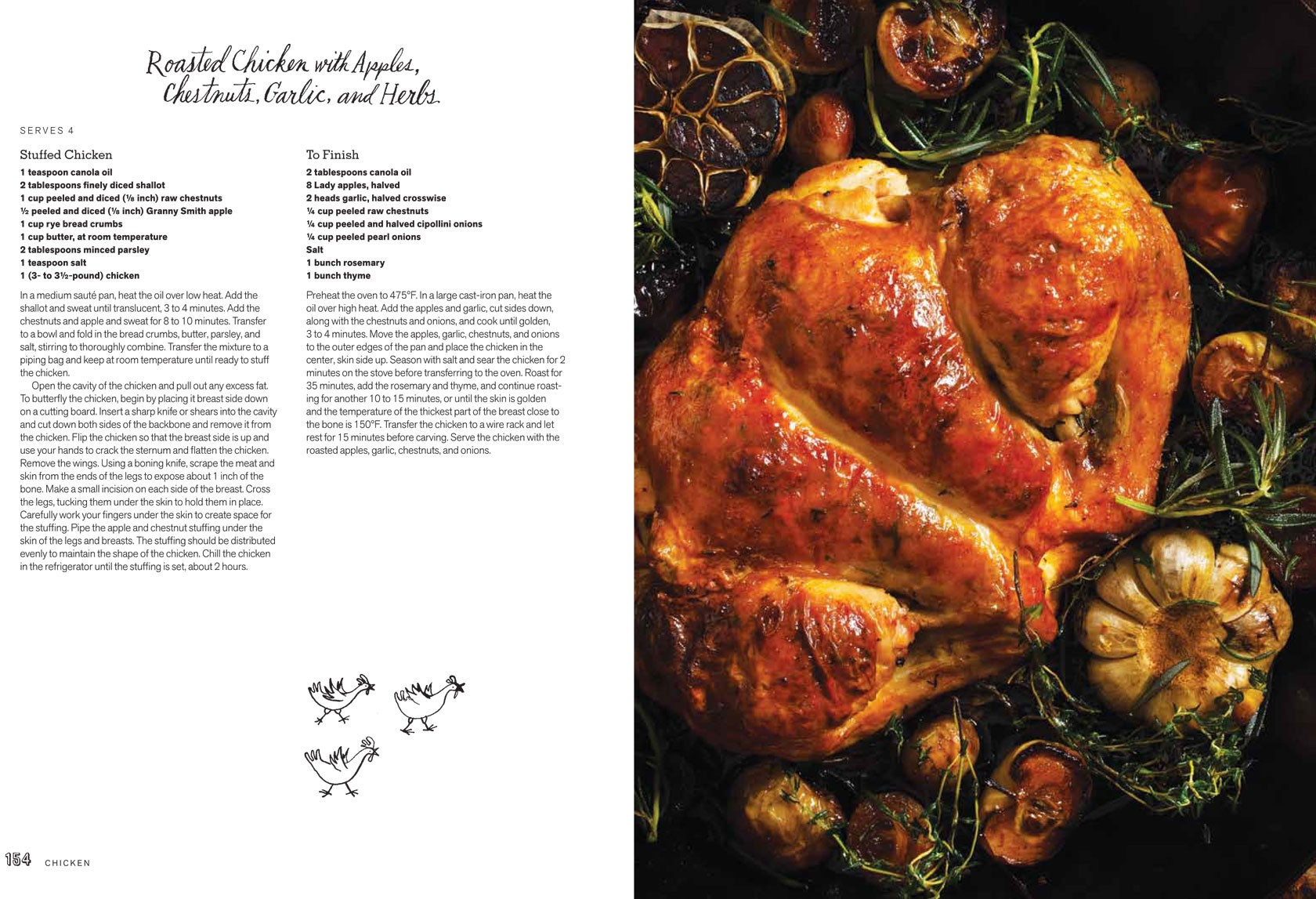 Roasted-Chicken-with-Apples,-Chestnuts,-Garlic,-and-Herbs