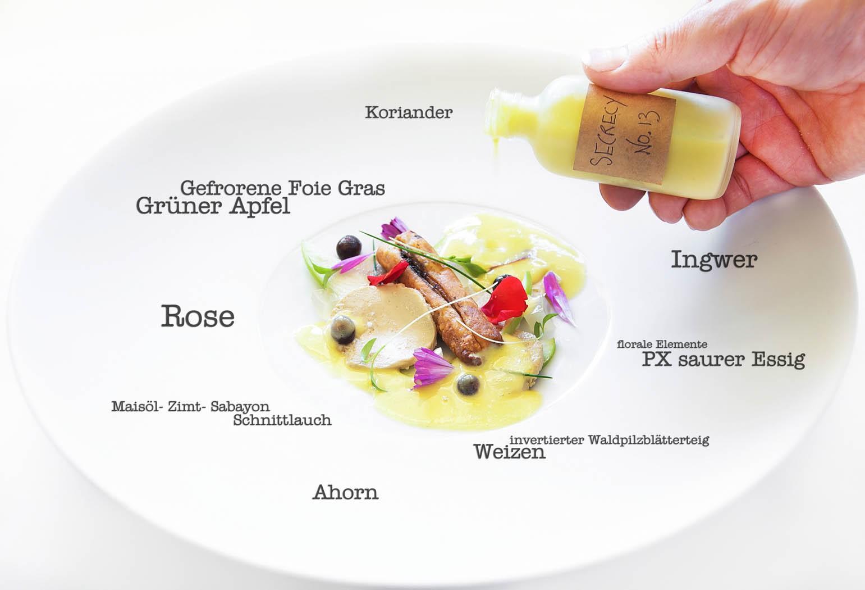 Signature Dish - Roberto Cortez - No. 13 (1 von 2)