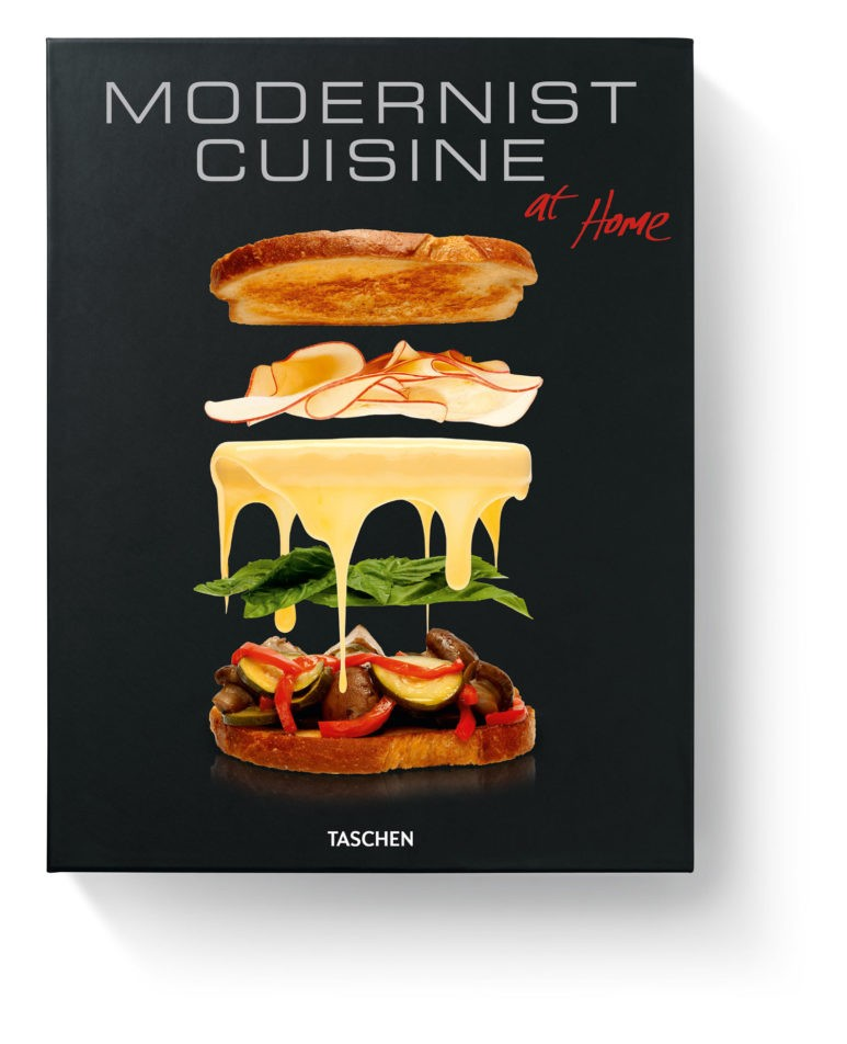 """Modernist Cuisine at home"""