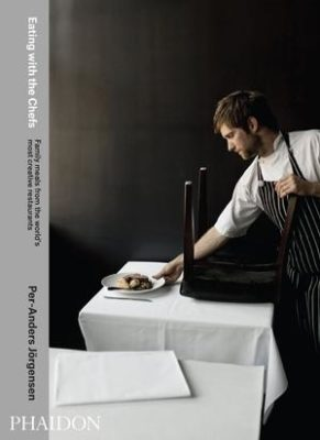 """Eating with the chefs"" Per-Anders Jörgensen"