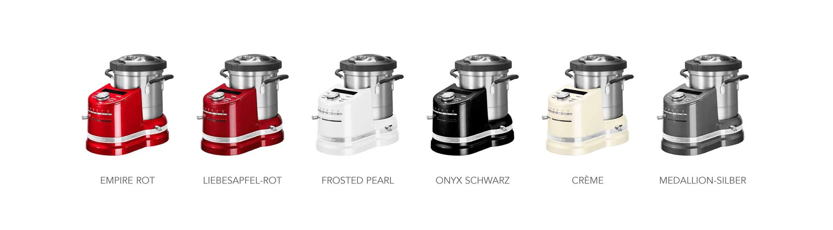kr ftemessen thermomix vs kitchenaid vs cooking chef km086 vs prep cook hp 5031. Black Bedroom Furniture Sets. Home Design Ideas