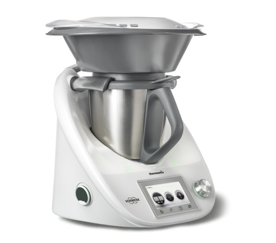 Thermomix vs. KitchenAid