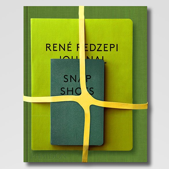 """""""A Work in Progress: Notes on Food, Cooking and Creativity"""" René Redzepi"""