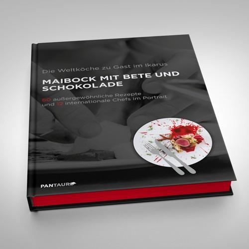"""""""Die Weltköche zu Gast im Ikarus - Maibock mit Bete und Schokolade"""" Martin Klein"""