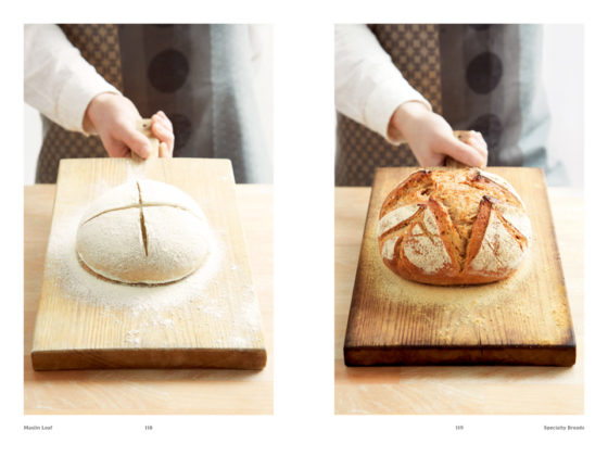 The Larousse Book of Bread--7