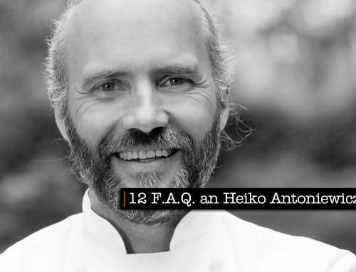 12 F.A.Q. an Heiko Antoniewicz
