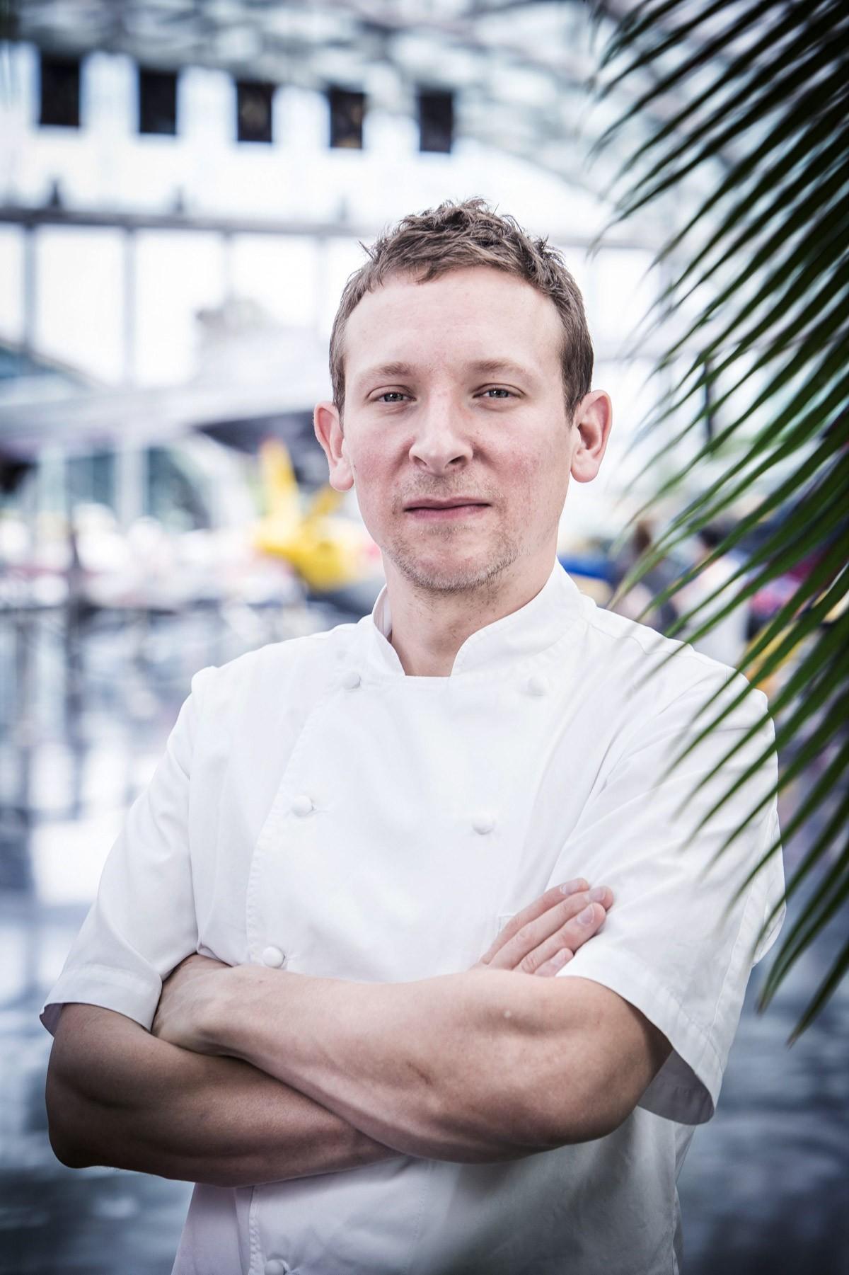 Ben Greeno kocht im Restaurant Ikarus (5 von 5)