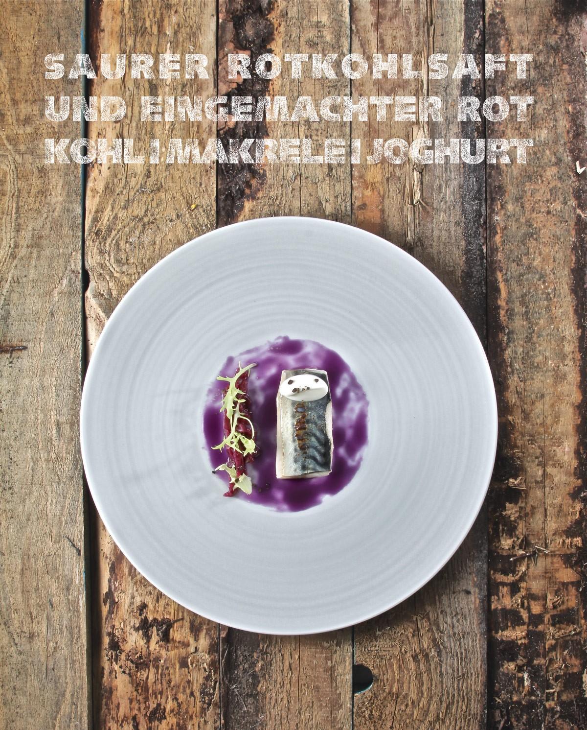 Rotkohlsaft-sauer_eingemacht_Makrele_Joghurt