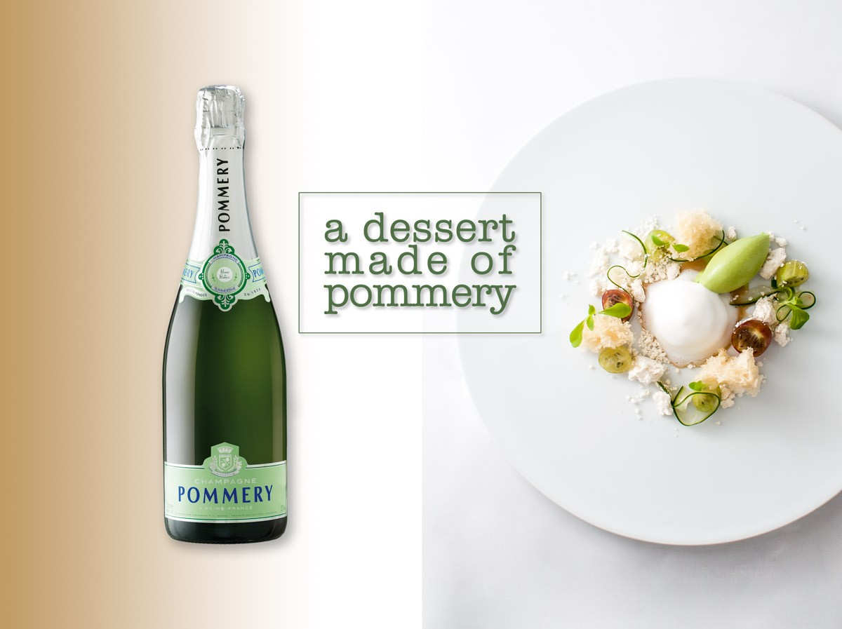 a dish made of pommery (2 von 2)