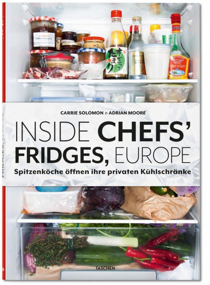 Inside Chefs' Fridges: 40 europäische Spitzenköche öffnen ihre privaten Kühlschränke