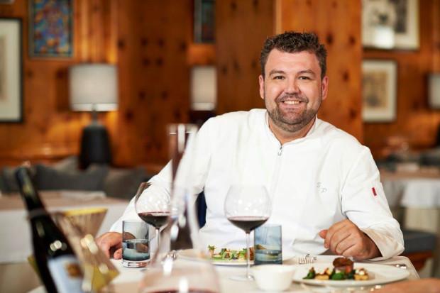 Sebastian Prüßmann ist Küchenchef in der Zirbelstube