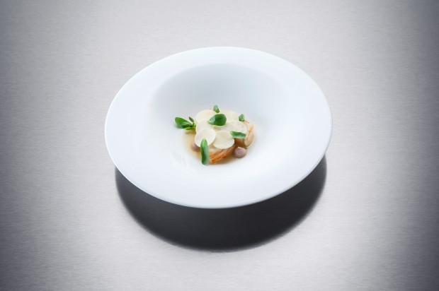 Ente, Süßkartoffelm Sauerampfer • Helge Kirchberger Photography / Red Bull Hangar-7