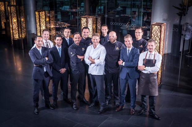 Restaurant Ikarus Team