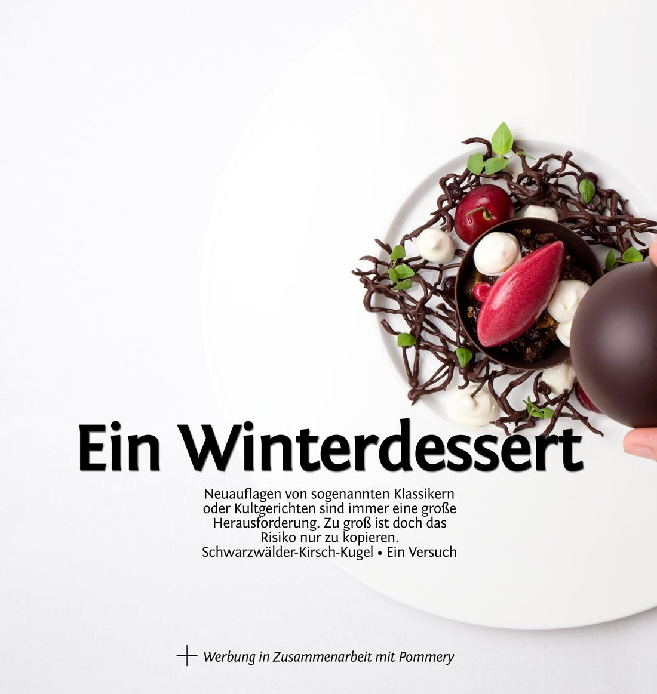 """Pommery """"Wintertime"""""""
