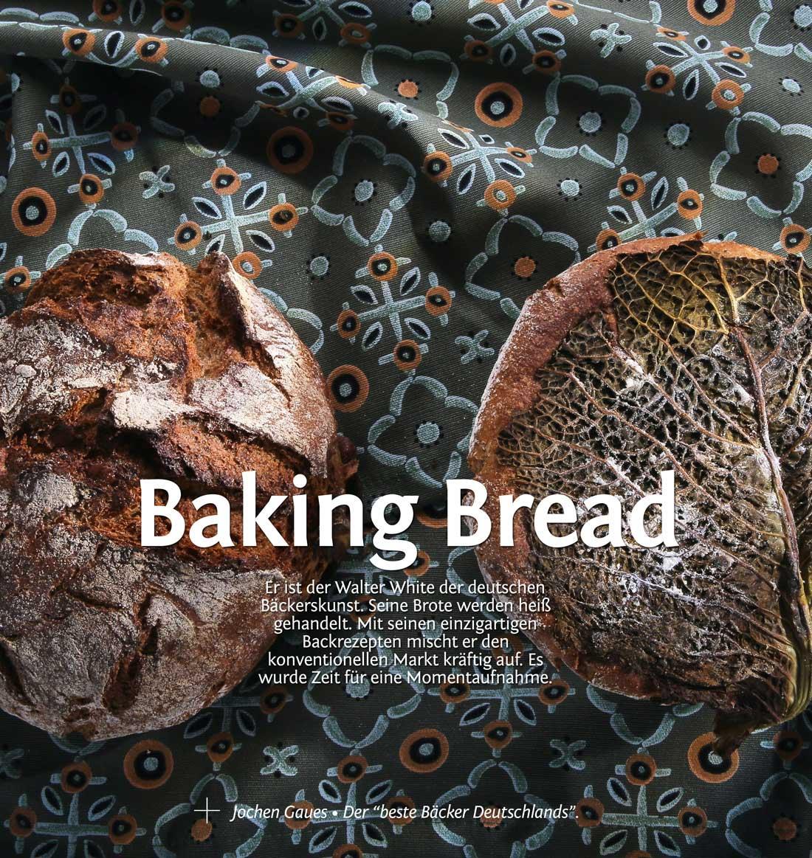 Eine Brotbackbuchbesprechung