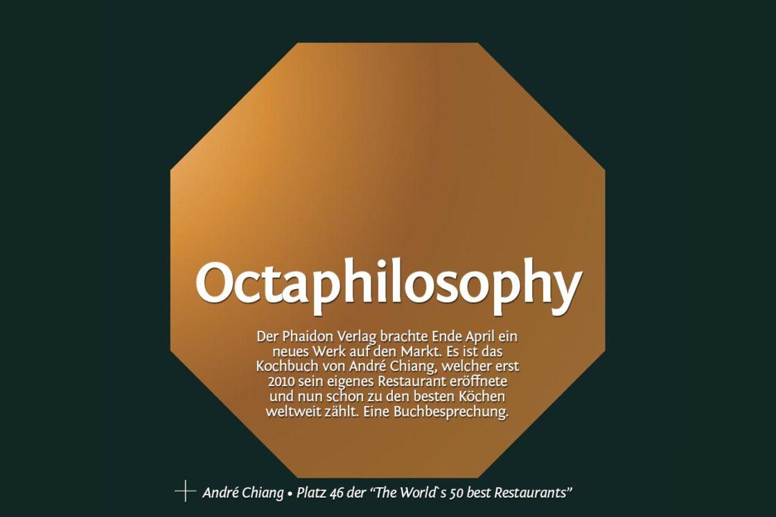Octaphilosophy