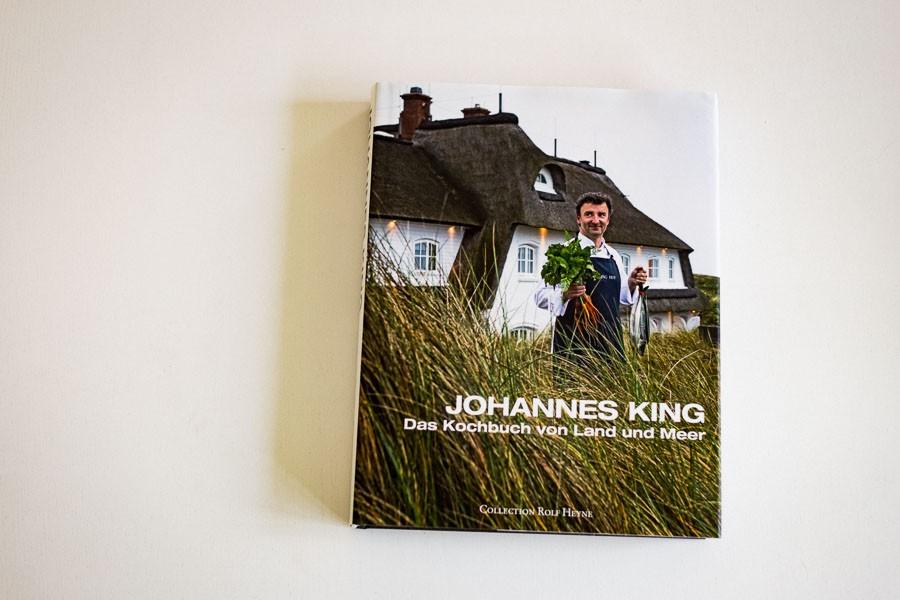 Johannes King Kochbuch