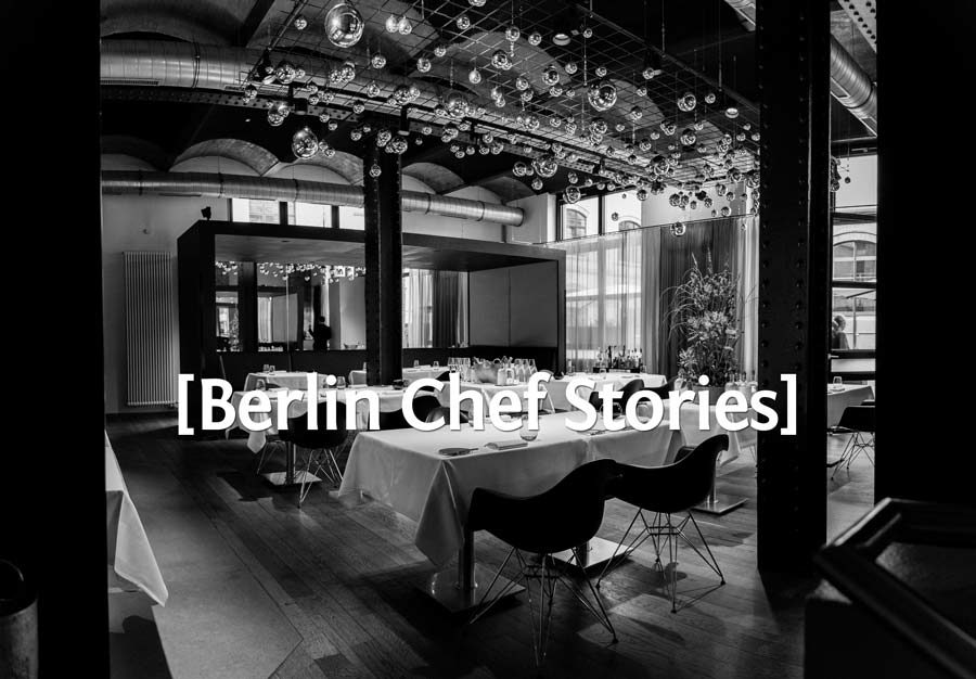 "Berlin Chef Stories: Restaurant ""reinstoff"""