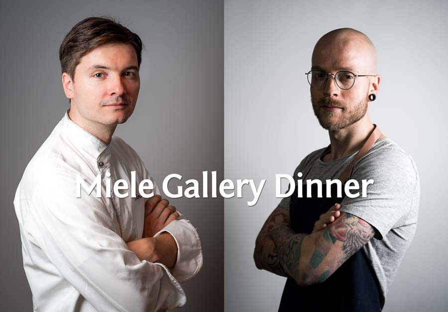 Miele Gallery Dinner