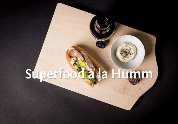 Super Food à la Daniel Humm – der Premium Hot Dog