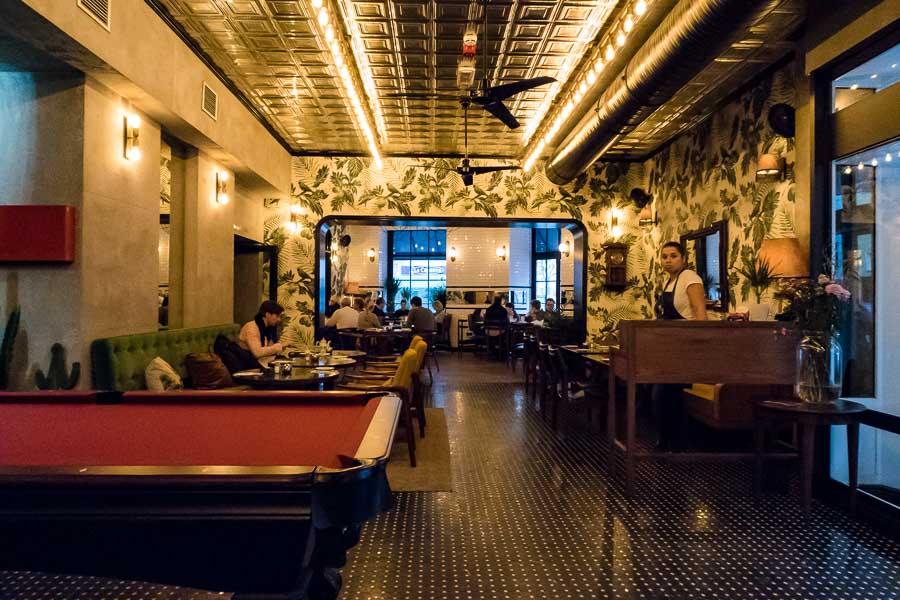 Restaurant Benedict
