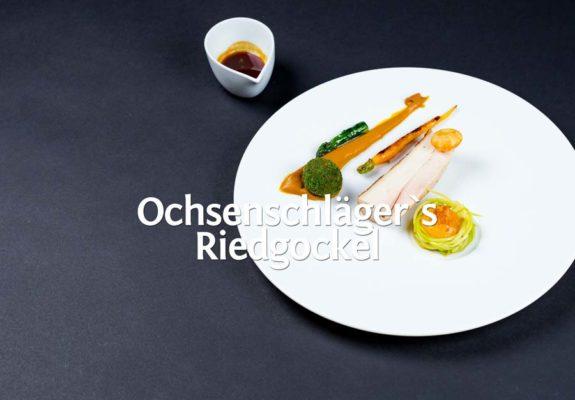 Ein Signature Dish von Tobias Schmitt · Berliner Speisemeisterei