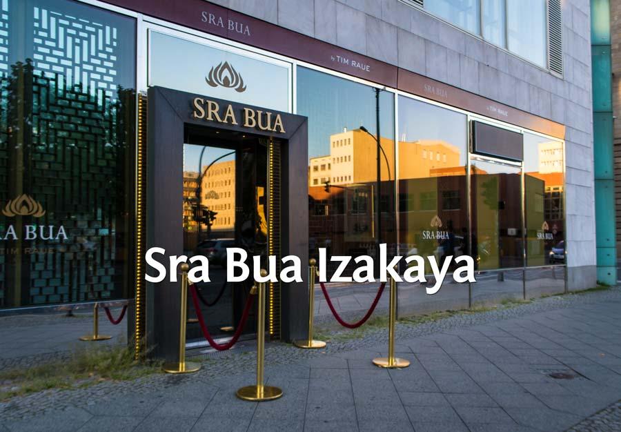 Sra Bua Izakaya