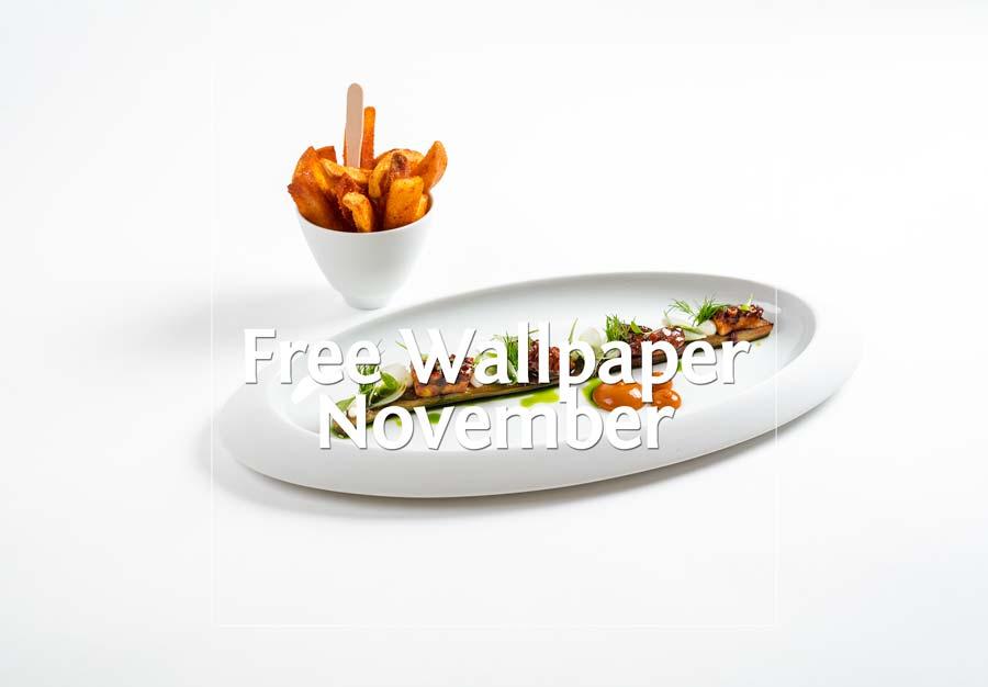 Free Wallpaper November