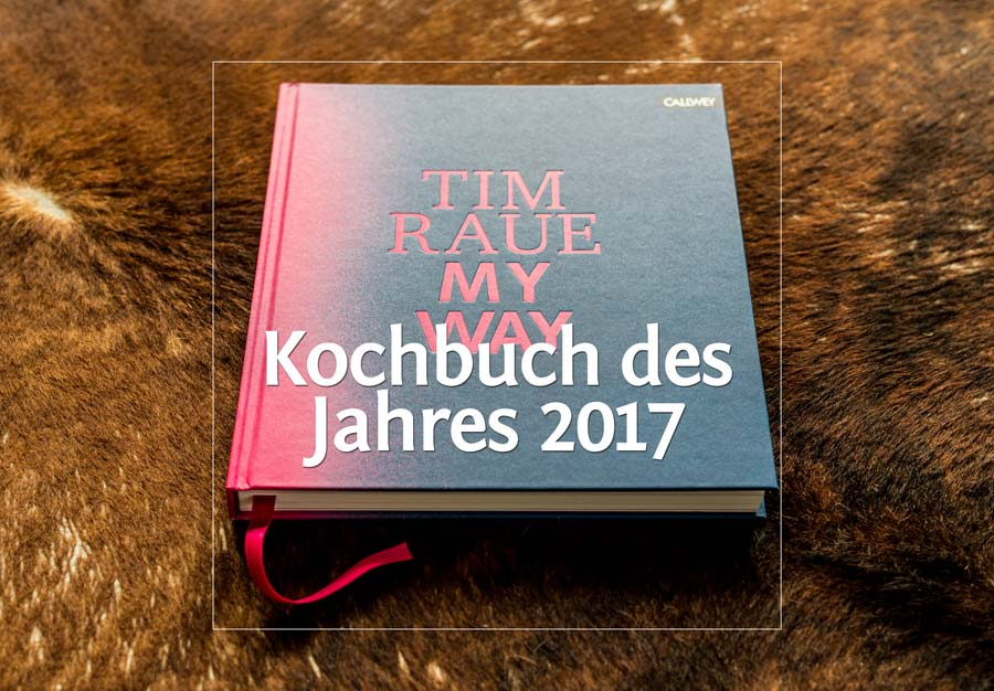 Kochbuch des Jahres 2017