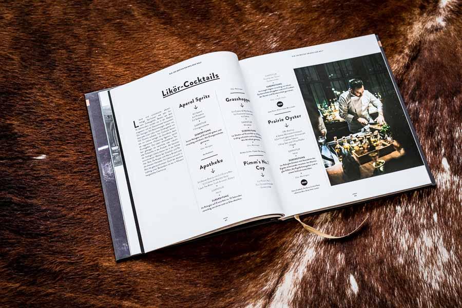 Bar Bibel • Cihan Anadologlu · Berliner Speisemeisterei