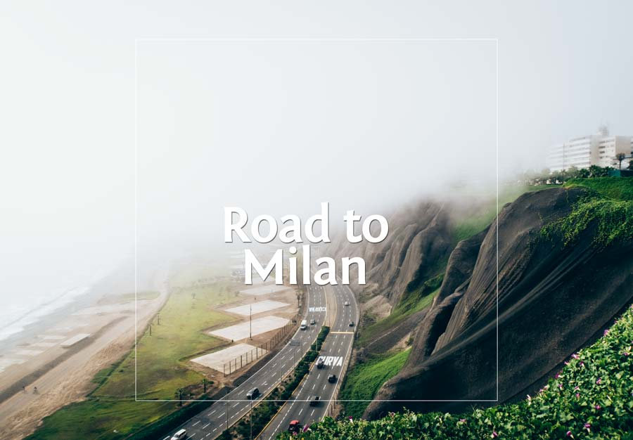 Road to Milan