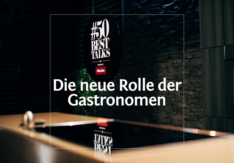 50 best Talks · Berliner Speisemeisterei
