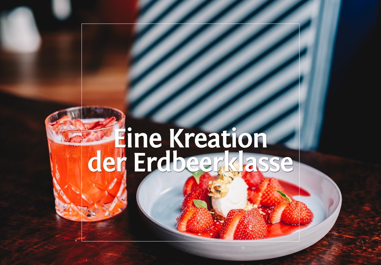 Süß, fruchtig, cremig und knallig · Berliner Speisemeisterei