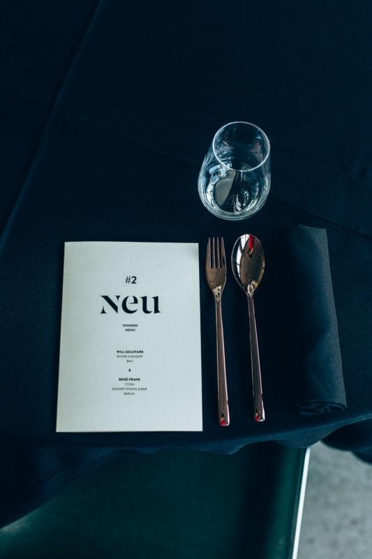 NEU Dinners