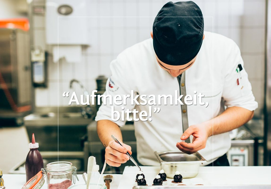 Life as a Chef · Berliner Speisemeisterei