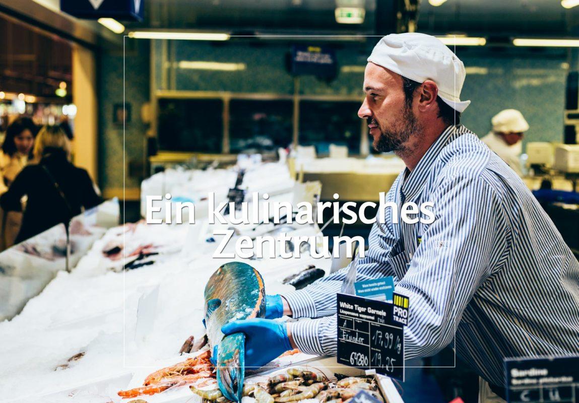 METRO - Ein kulinarisches Zentrum · Berliner Speisemeisterei