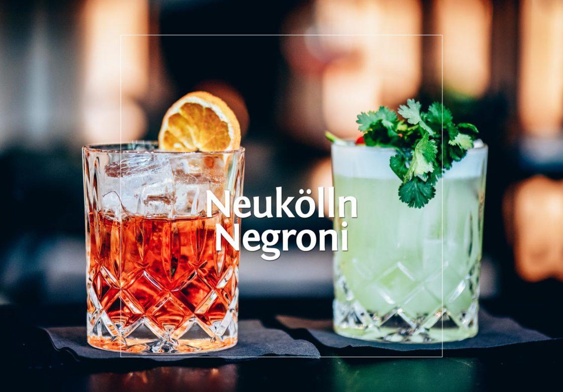 Neukölln Negroni