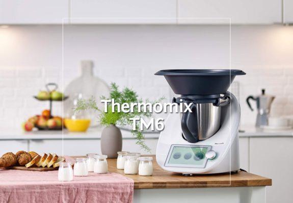 Heimlich, still und leise… der neue Thermomix TM6