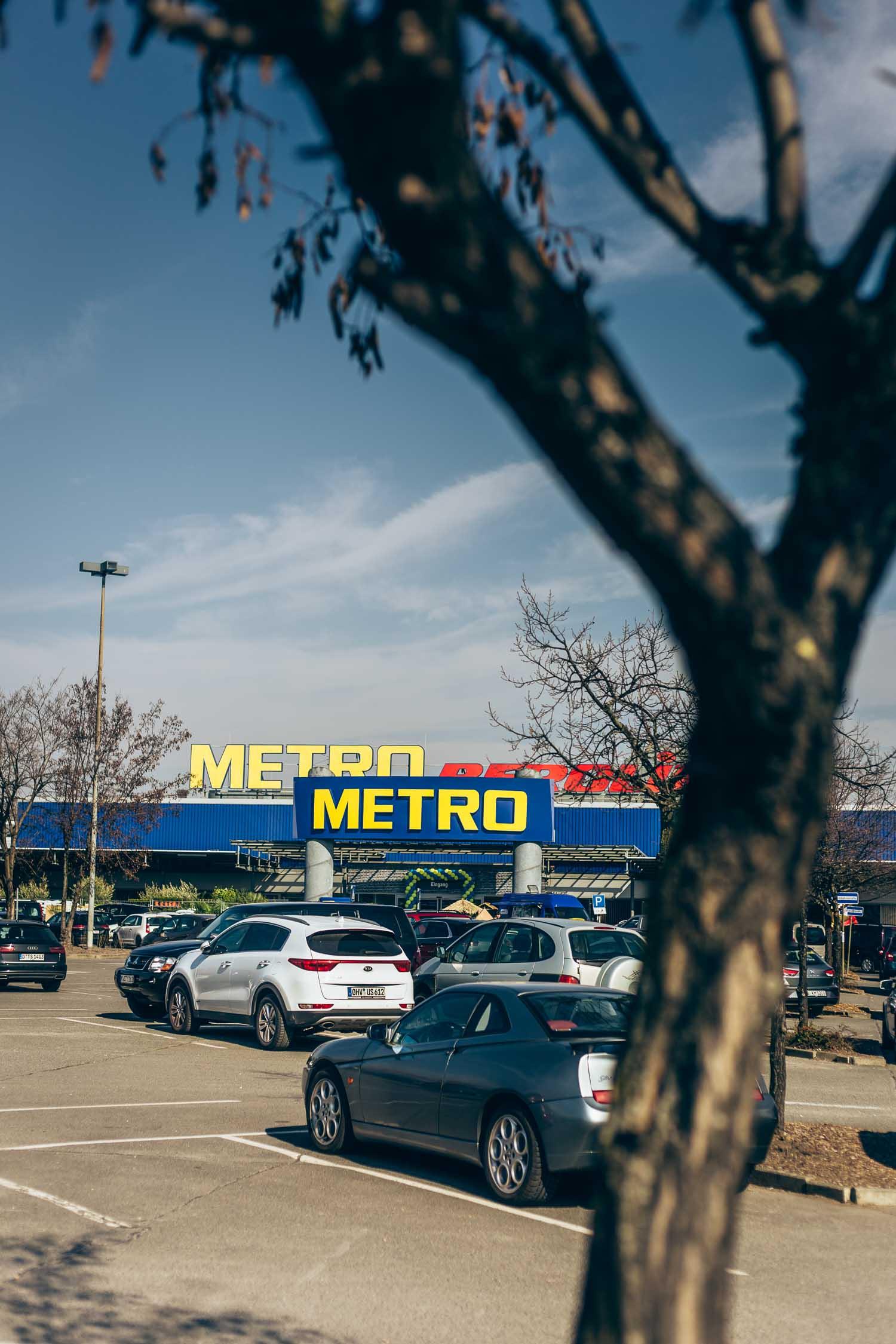 Die neue Metro-Welt in Berlin · Berliner Speisemeisterei