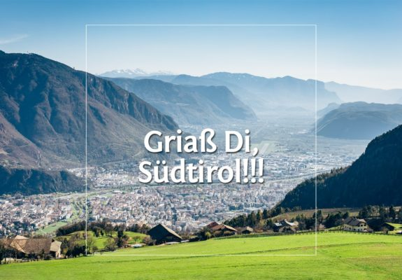 Griaß di, Südtirol !!! · Berliner Speisemeisterei