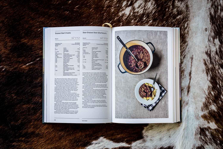 Bavarian Cream & Berlin Air – The German Cookbook