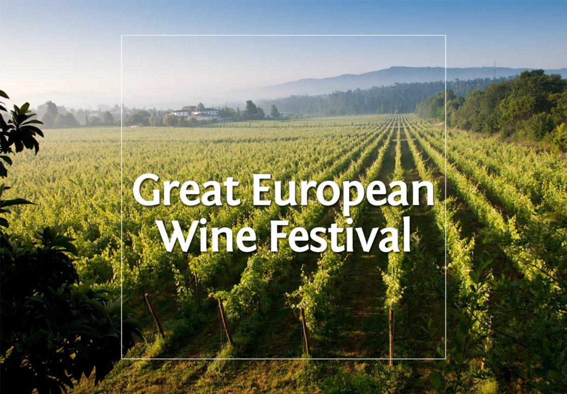Great European Wines Festival by Vinho Verde