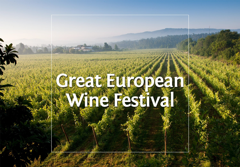 Great European Wines Festival by Vinho Verde