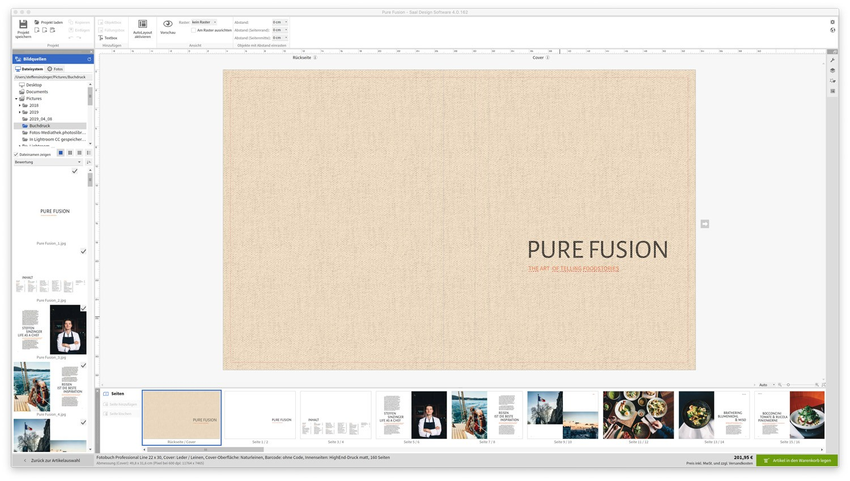 Pure Fusion Entwicklung